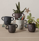 Fermliving Mus plant pot Red-brown