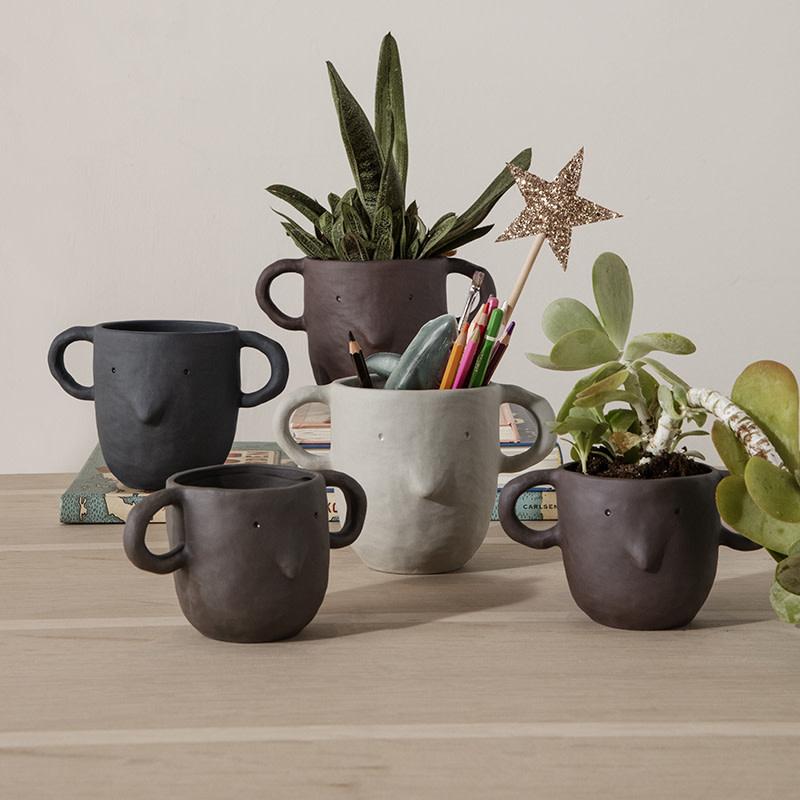 Fermliving Mus plant pot Sand