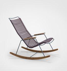 Houe Click Rocking Chair - plum