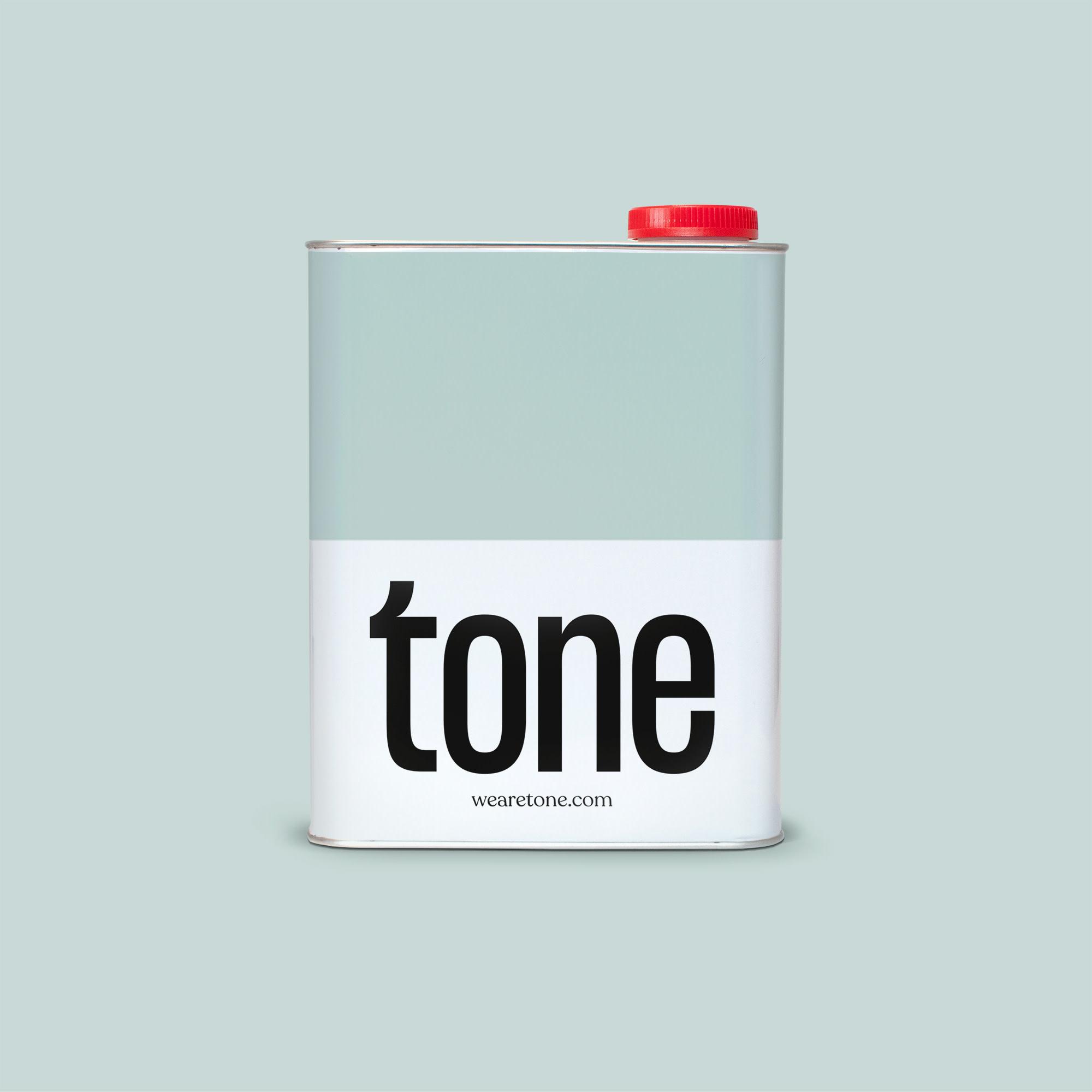 Tone Blauwgroene verf (2L)