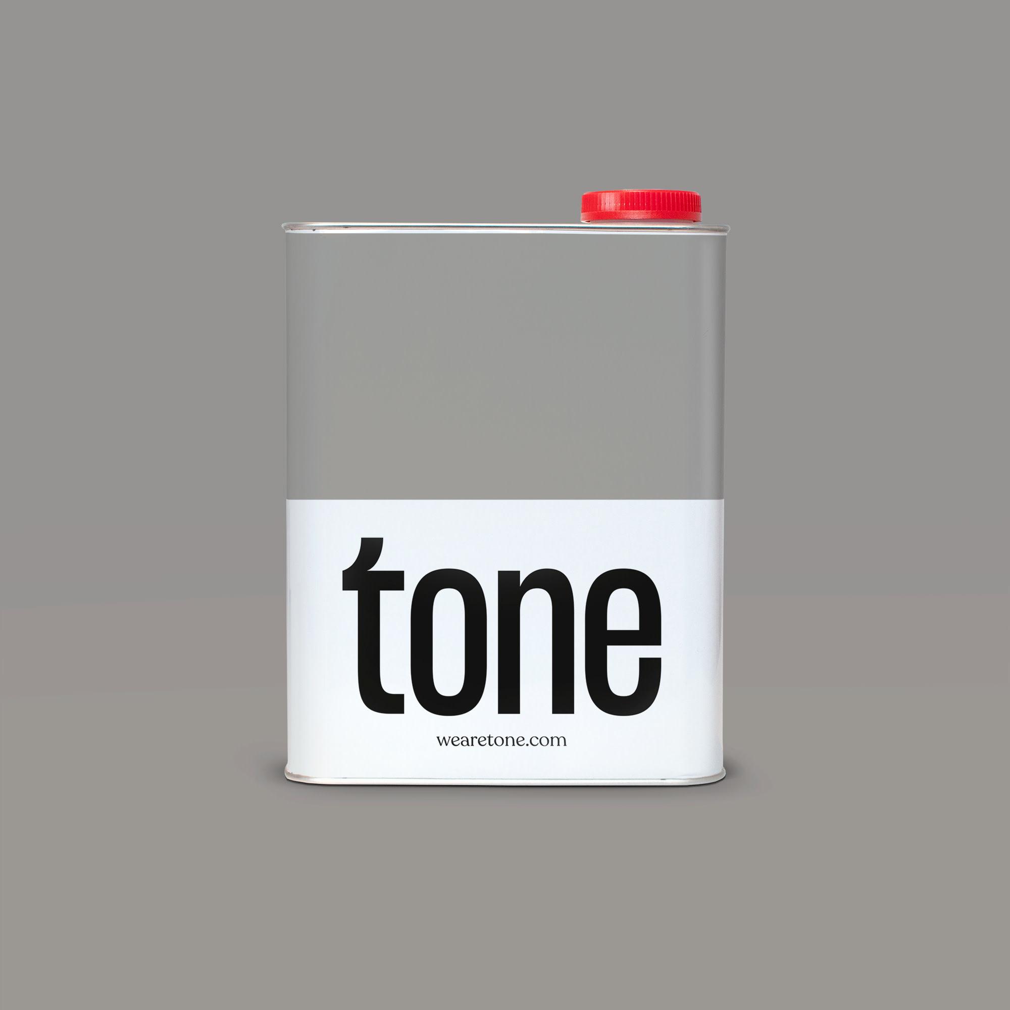 Tone Grijze verf (2L)