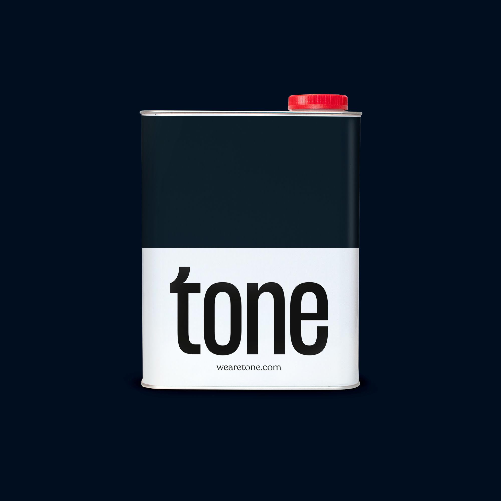 Tone Zwarte verf (2L)
