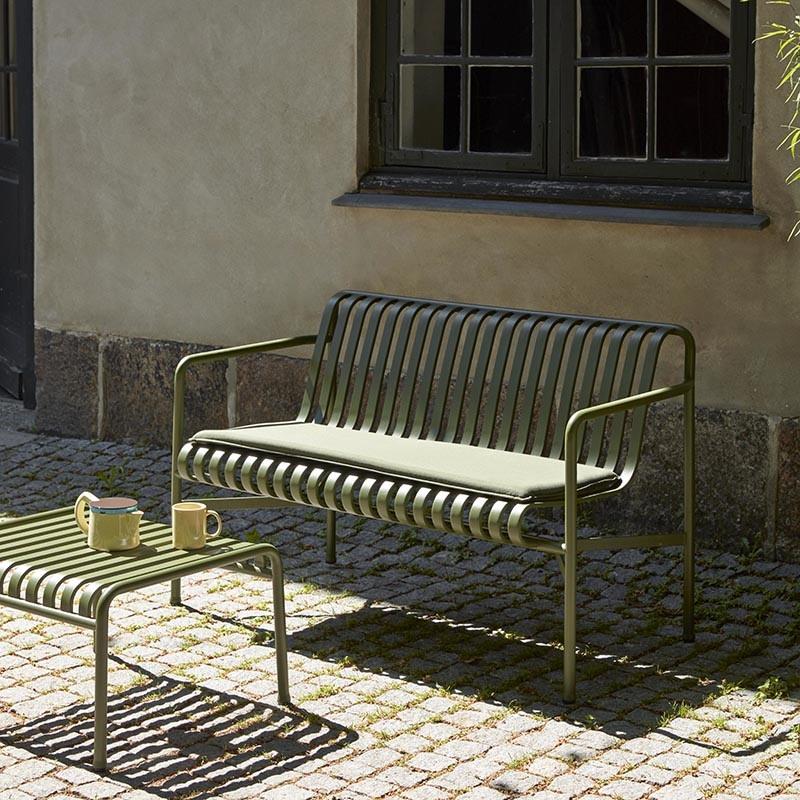 HAY Seat cushion- Palissade Dining Bench