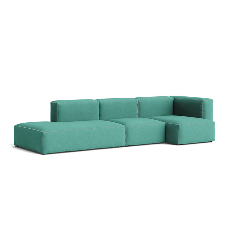 HAY Mags Soft Sofa - 3 seater right comb 3