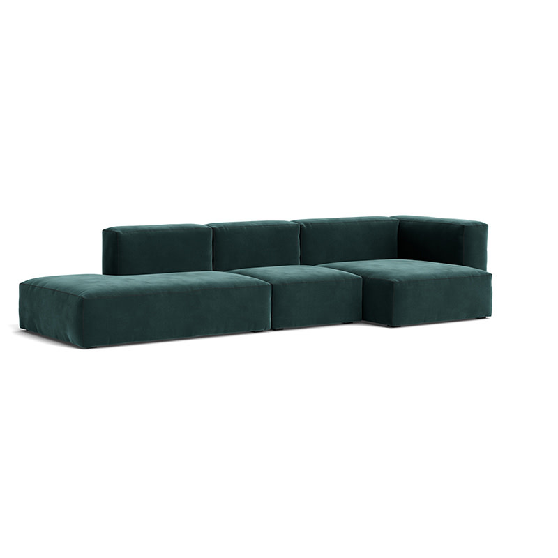 HAY Mags Soft Sofa - 3 seater right comb 4