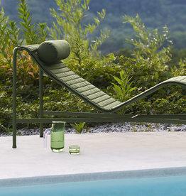HAY Palissade chaise longue headrest cushion