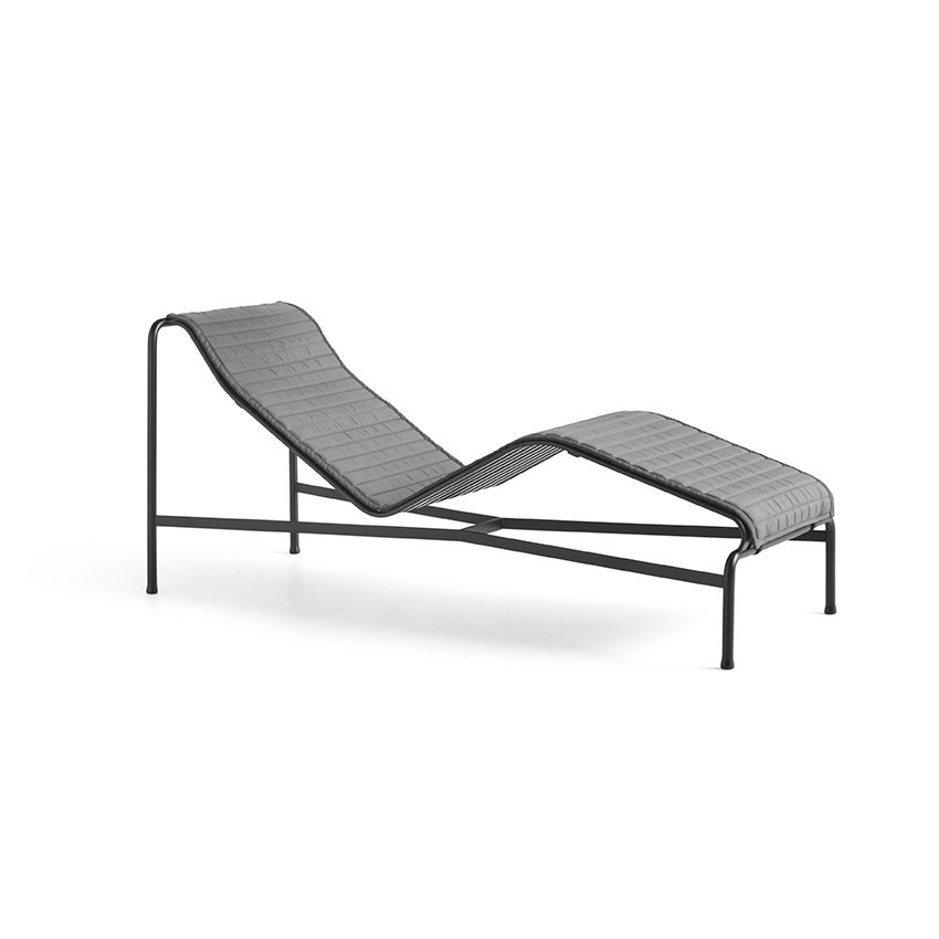 HAY Quilted Cushion - Palissade chaise longue