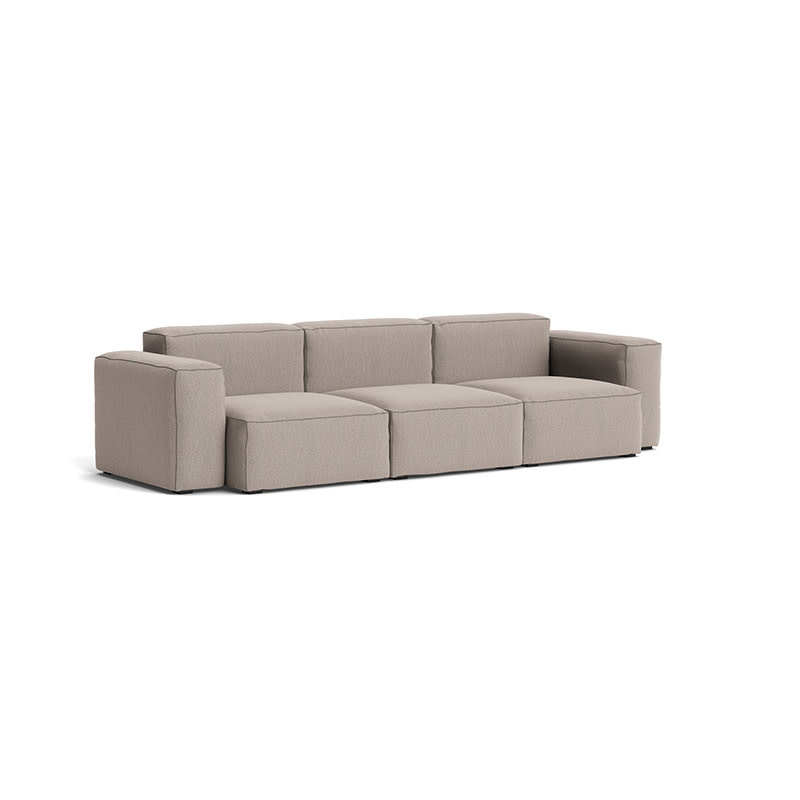 HAY Mags Soft Sofa Low - 3 seater comb 1