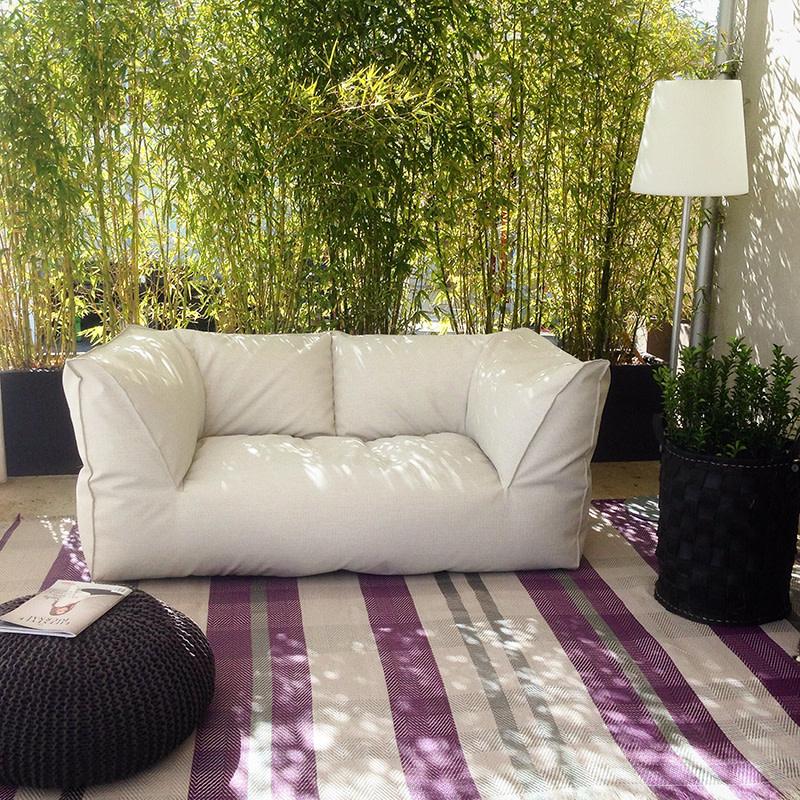 Gart 2 seater armchair sofa - Puffone -  Heritage