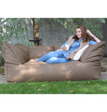Gart 2 seater armchair sofa - Puffone - Tissu Sling