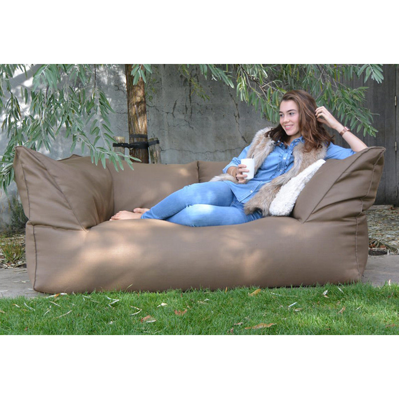Gart 2 seater armchair sofa - Puffone - Stof Sling