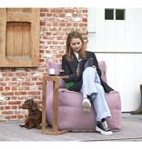 Roolf Dotty XL pouf avec dossier outdoor