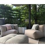 Gart Corner chair (1-zit) - Puffone -  Stof Sling