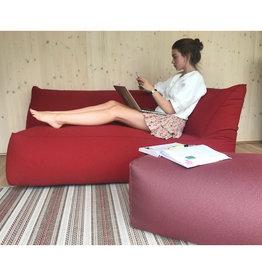 Gart Corner sofa (2-zit) -Puffone - Heritage
