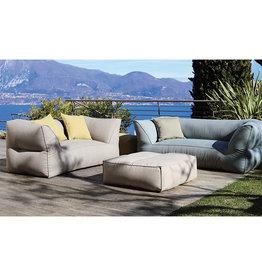 Gart 3-seater armchair sofa - Puffone - Heritage