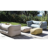 Gart 3-seater armchair sofa - Puffone - Stof Sling
