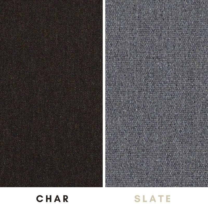 Gart Chaise longue 145 cm - Puffone - Stof Heritage