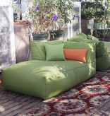 Gart Corner chaise longue - Puffone - Tissu Heritage