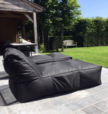Gart Chaise longue 180cm - Puffone - Stof  Heritage