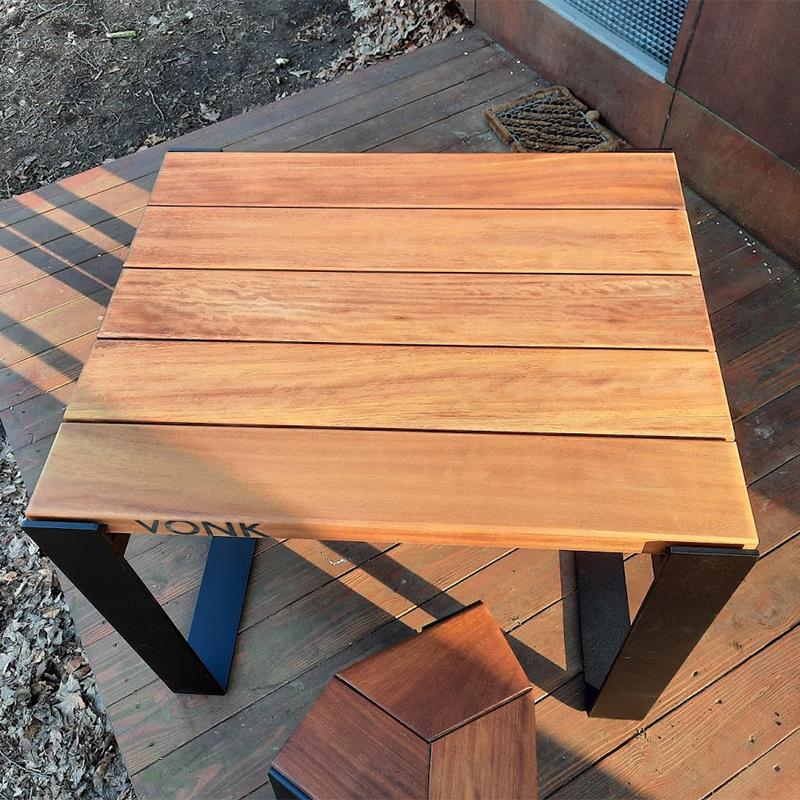 Vonk STR8 table - XS