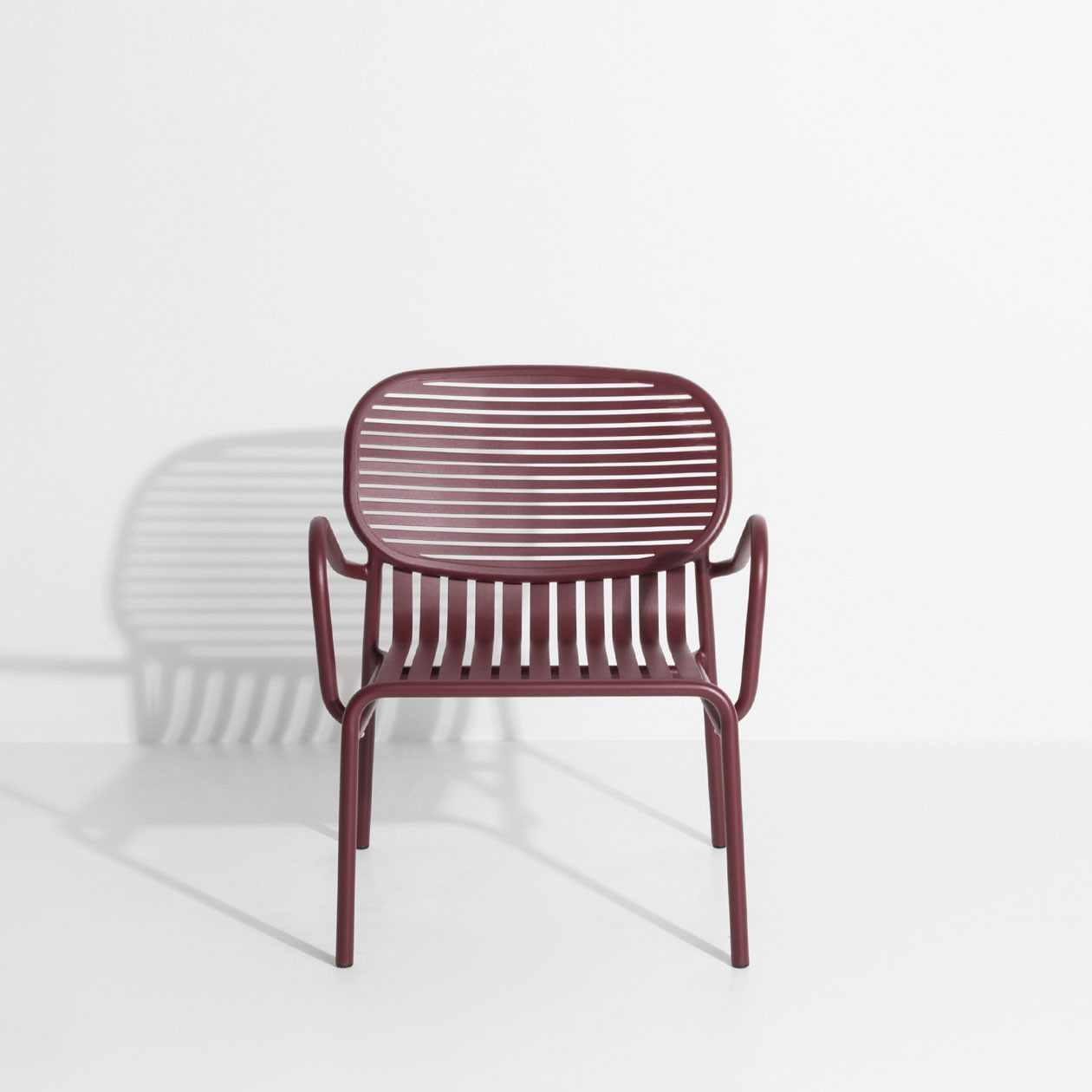 Petite Friture Week-end Lounge Chair Outdoor