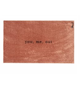Mad About Mats Amor Tapis doux  - touch 67x110