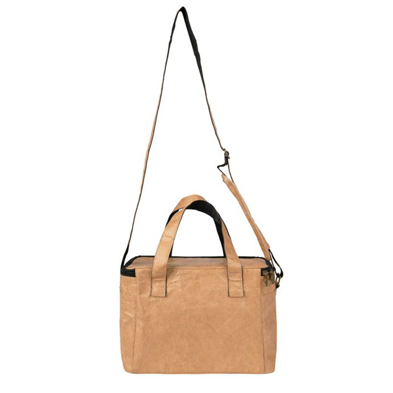 Zusss Sac isotherme feuille S bruin