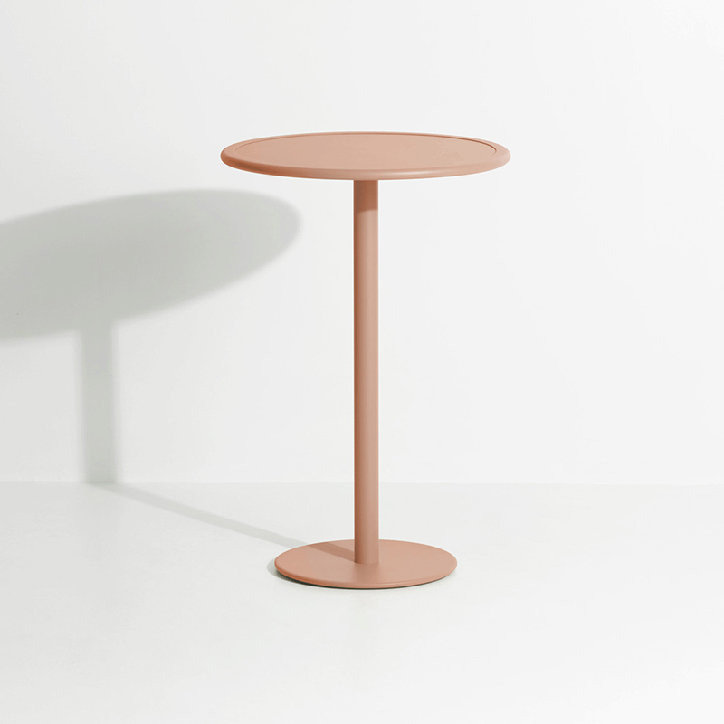 Petite Friture High Table Round Week-end Outdoor