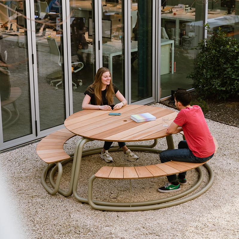 Wünder 'The Circle' - Table de pique-nique