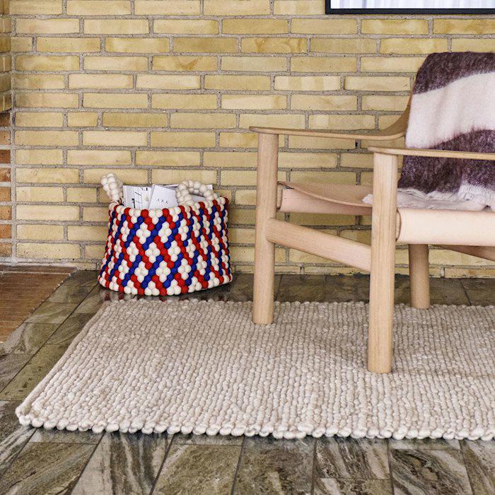 HAY Peas random tapijt with cotton backing 170 x 240