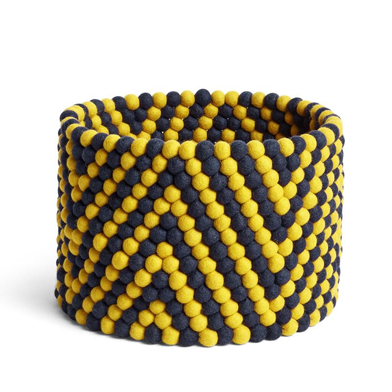 HAY Bead basket - opbergmand - zonder handvaten