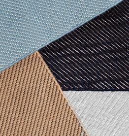 HAY 140 x 200 - Bias rug tapis