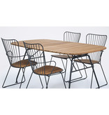 Houe Beam Dining table outdoor