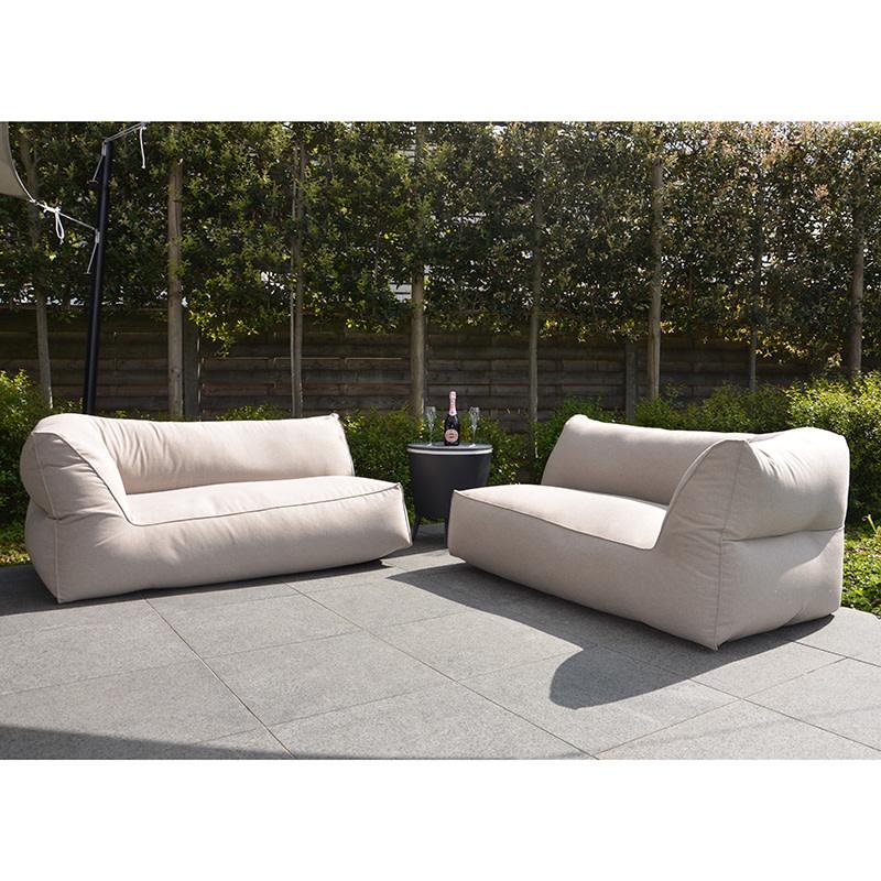 Gart Puffone Corner sofa (2-zit) - Heritage