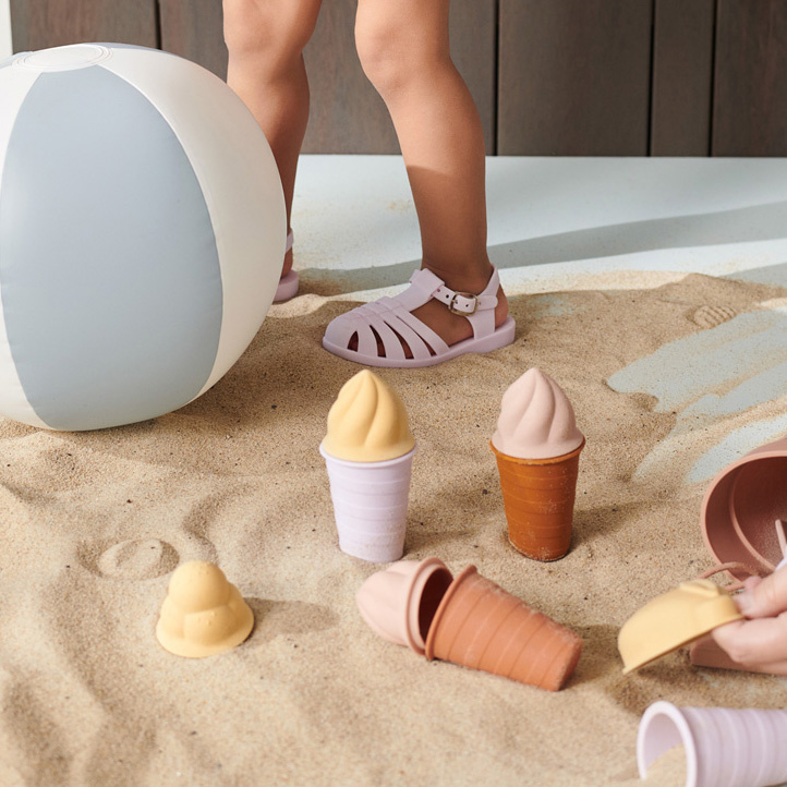 Liewood Strandspeelgoed ijsvorm - Bay