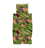SNURK beddengoed Fresh Leaves dekbedovertrek 1p