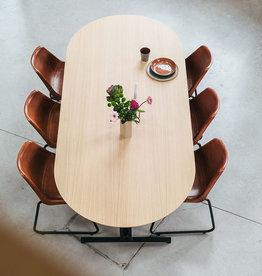 Opsmuk Ovalen eettafel