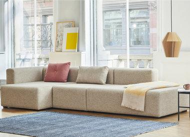Zetels - sofa's HAY