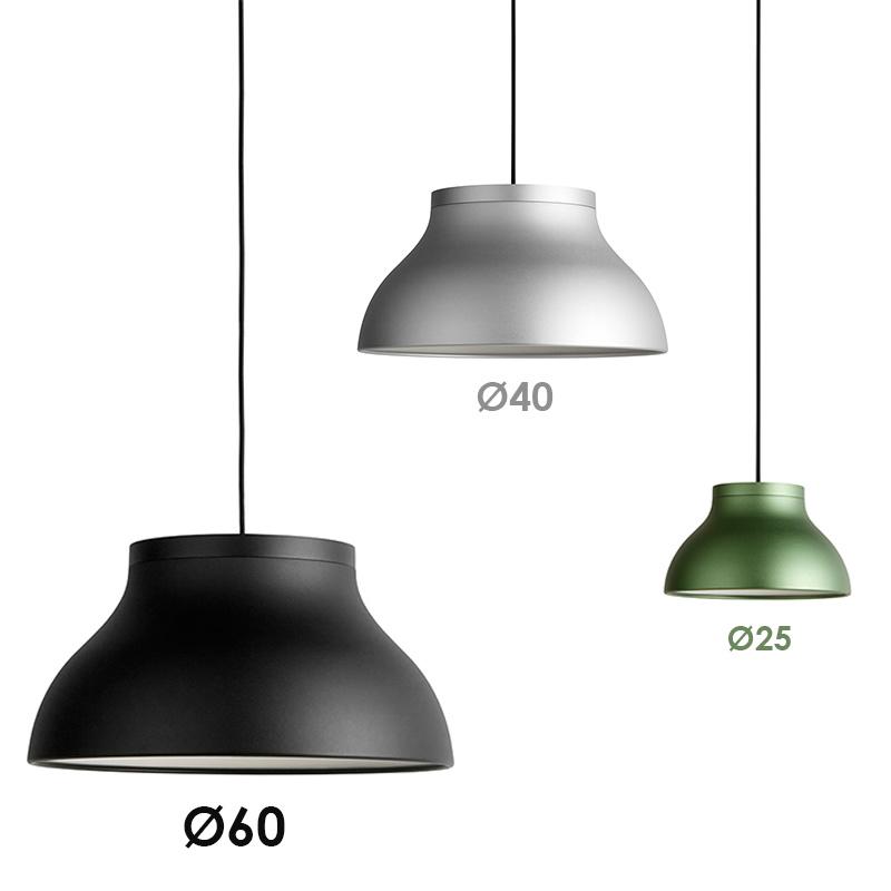 HAY PC hanglamp Ø40