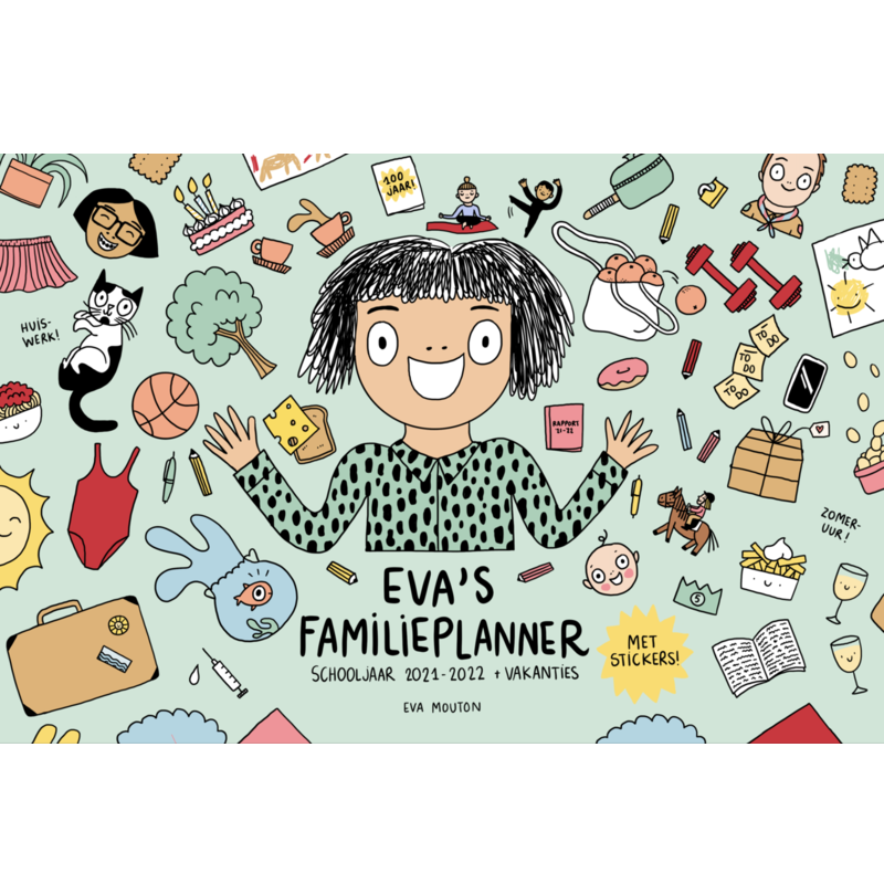 Other brands Eva Mouton - Familieplanner