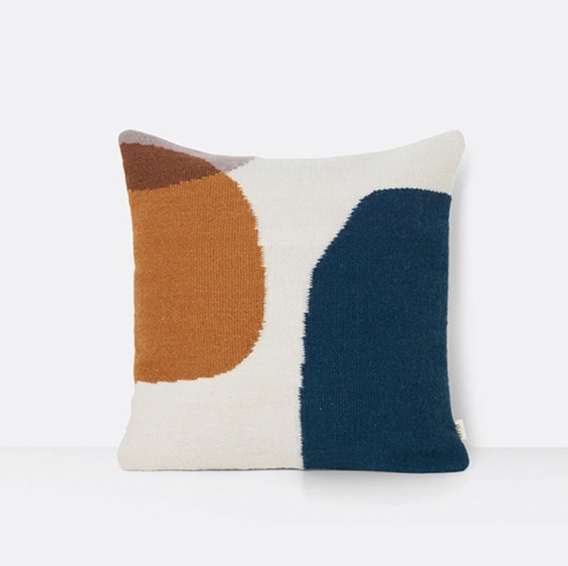 Fermliving Print Cushion  Merge