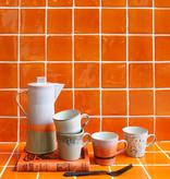 HKliving Americano koffiebekers (set van 4) - ACE6920