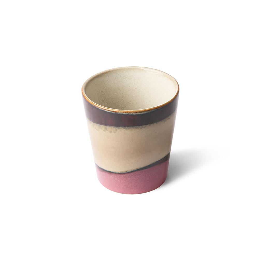 HKliving Koffiebeker Dunes - Keramiek