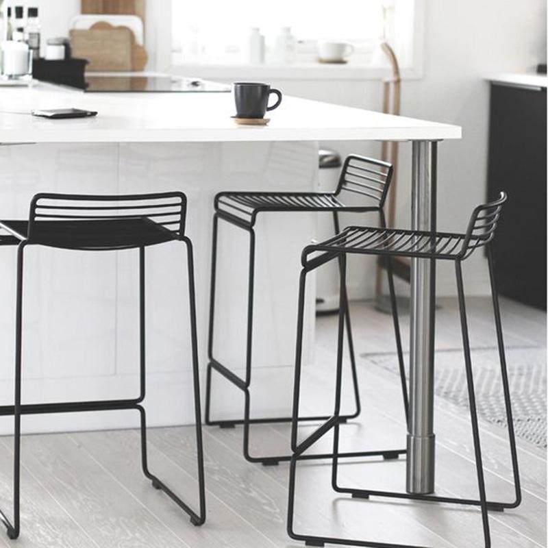 HAY Coussin de siège - Hee bar stool chair