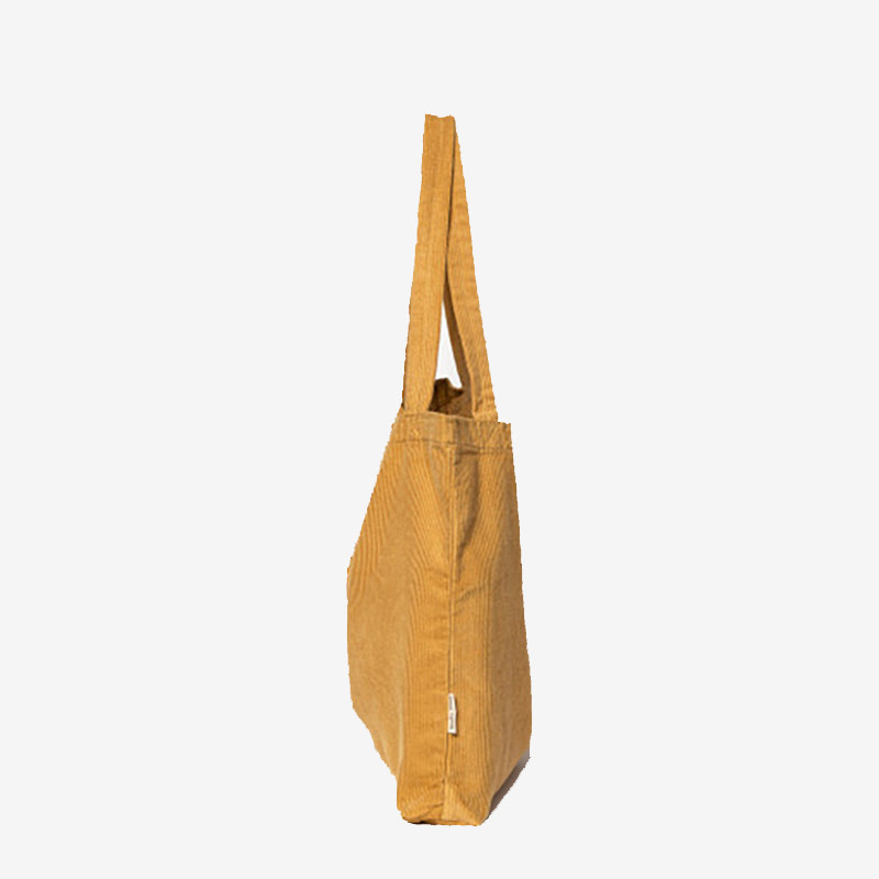 Studio Noos Mom bag - rib mustard