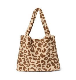 Studio Noos Mom bag - Teddy leopard