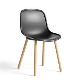 HAY Neu 12 Chair  - Natural Lacquered Oak Frame