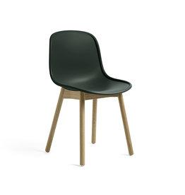 HAY Neu 13 Chair  - Natural Lacquered Oak Frame
