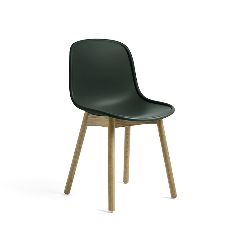 HAY Neu 13 Chair - Natural Water-Based Lacquered Oak Frame