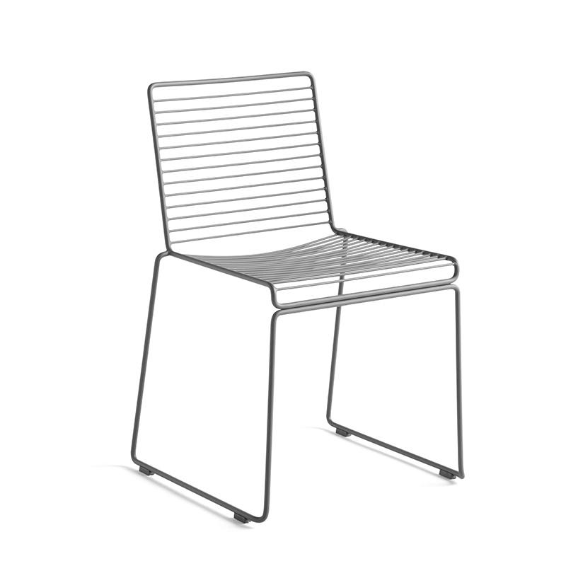 HAY Hee Dining Chair - stoel IN- & OUTDOOR